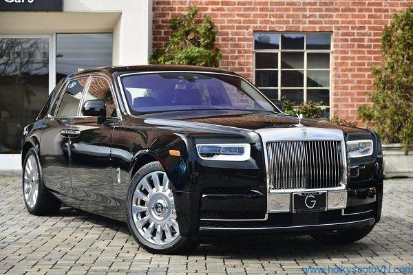 Xe Rolls-Royce của nước nào - Những mốc thăng trầm từ khi hình thành đến nay 1a