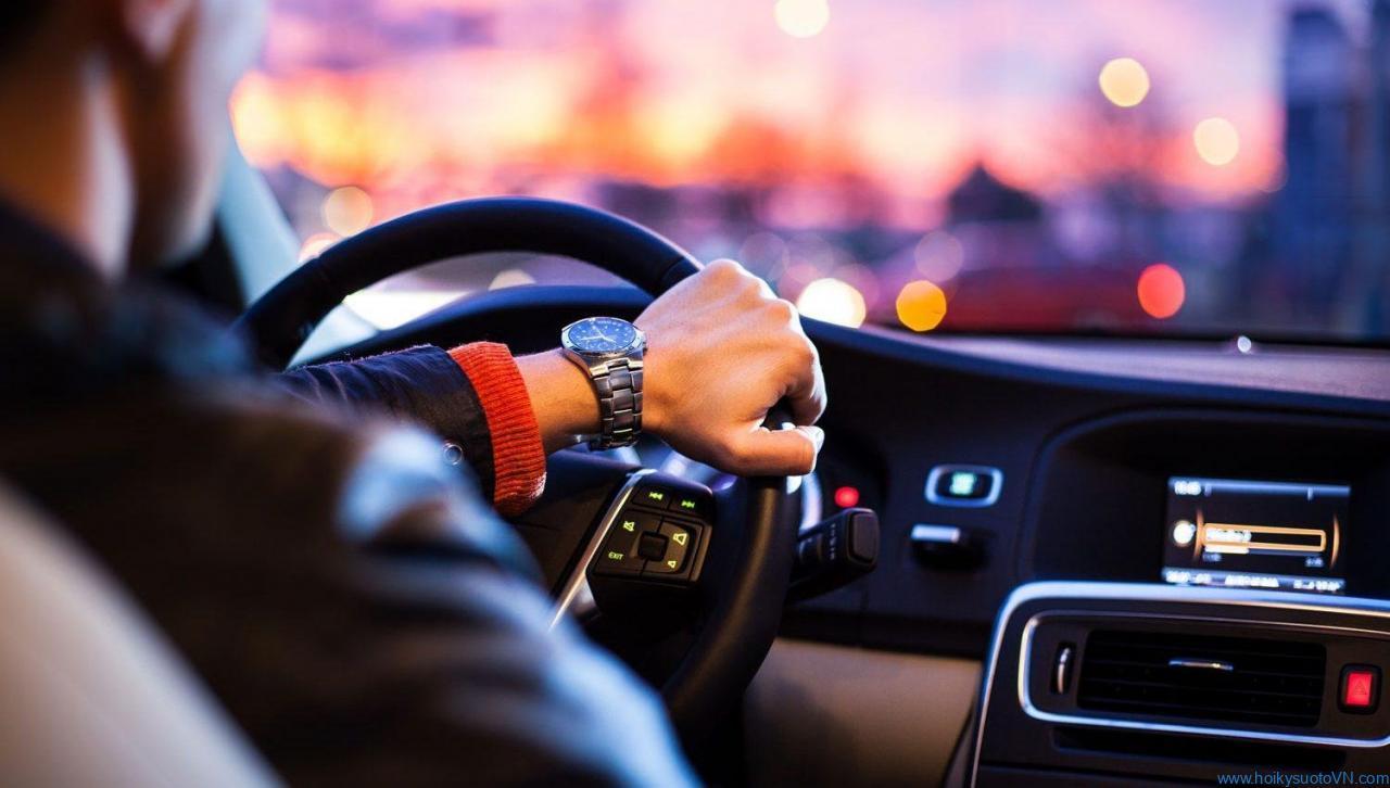 Sử dụng số N có thể giúp tài xế thoát hiểm trong một số tình huống đặc biệt.