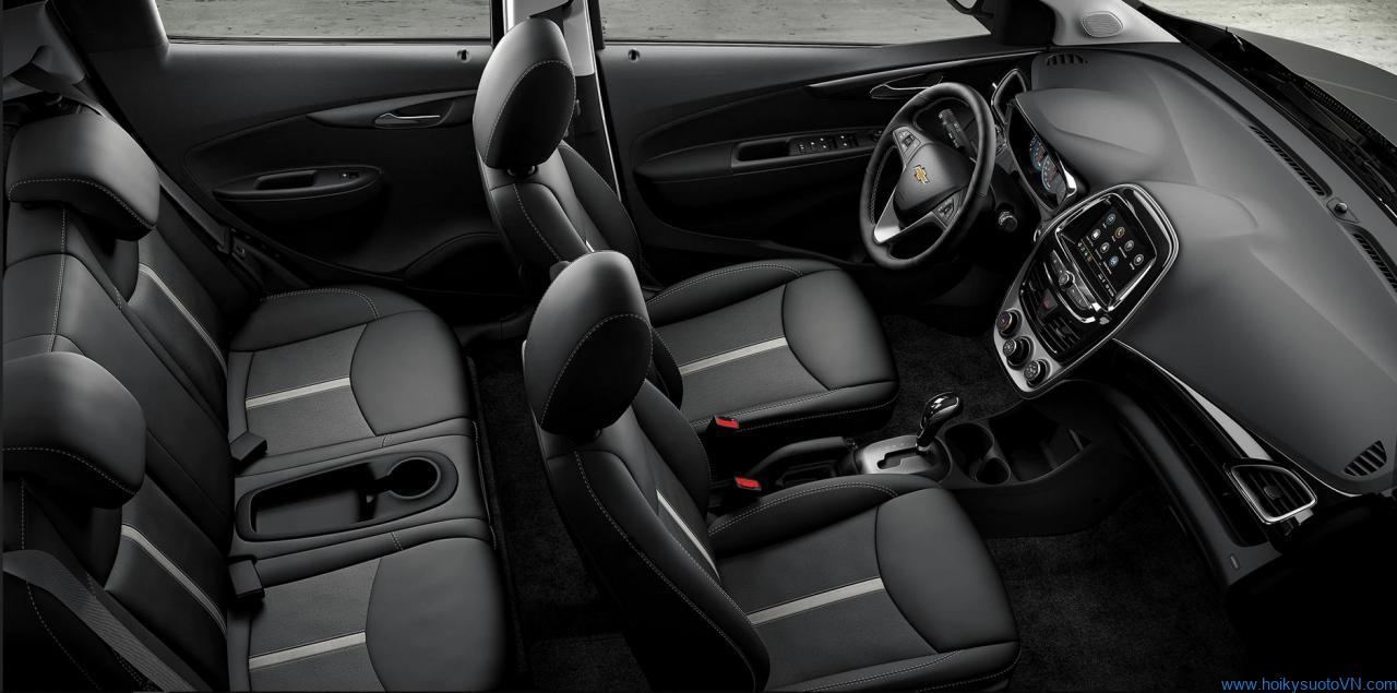 Chevrolet Spark 2021 sử dụng động cơ giống VinFast Fadil